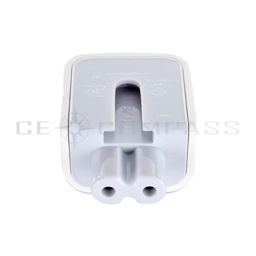 Ac Power Adapter Us Wall Plug Duck Head For Apple Macbook