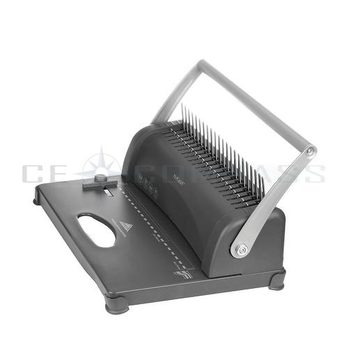 21 Hole 250 Sheets Paper Comb Punch Binder Machine Binding