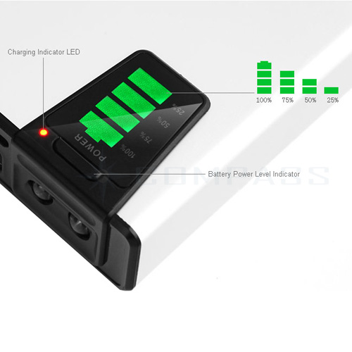 External Portable Power Pack Bank Supply Battery Charger