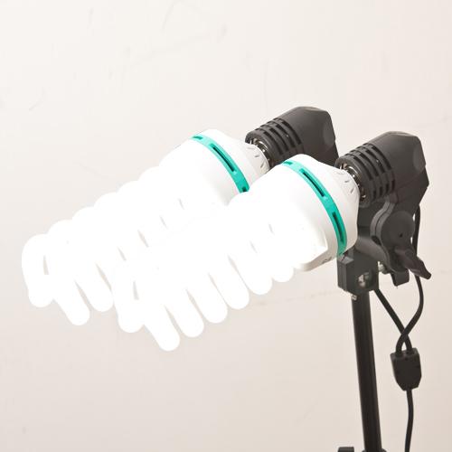Energy Saving Compact Fluorescent Spiral Bulb