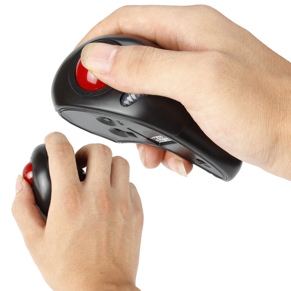 CE Compass Wireless Finger Handheld USB Trackball Mouse Mice PC Laptop Desktop PC OS at Sears.com