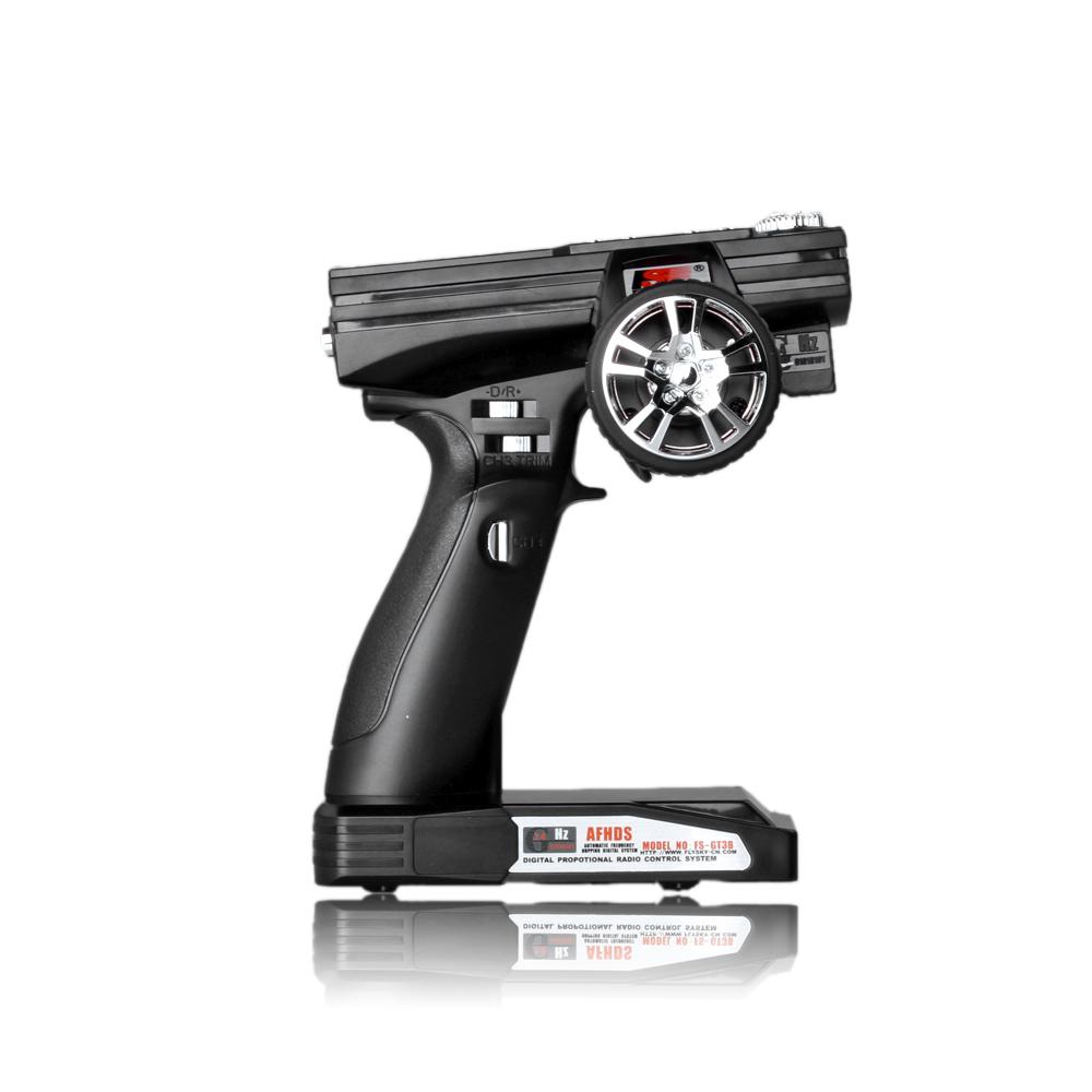 FlySky FS-GT3B 2.4GHz 3 Channel Digital RC Gun LCD Transmitt