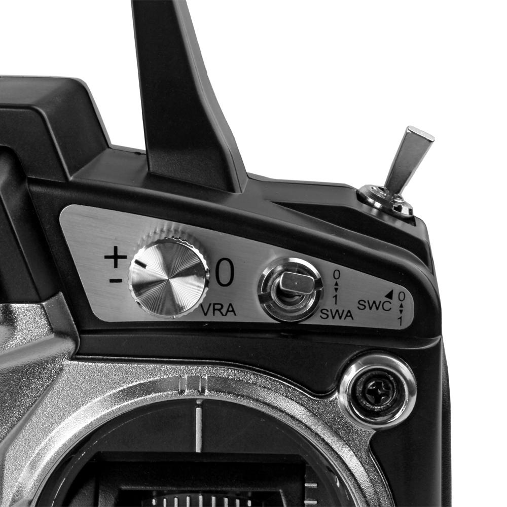 FlySky FS-T6 2.4GHz 6 Channel Digital Transmitter and ...  FlySky FS-T6 2....