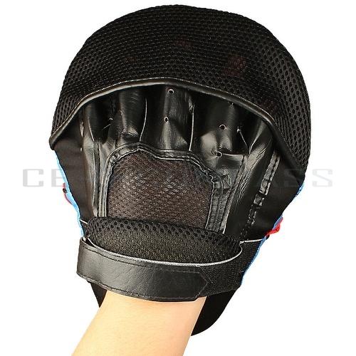 Workout Gloves Target: Boxing Focus Mitt Punching Mitts Pad Target Training Glove