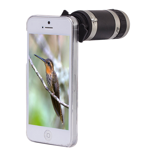 Iphone Camera Zoom Lens Attachment