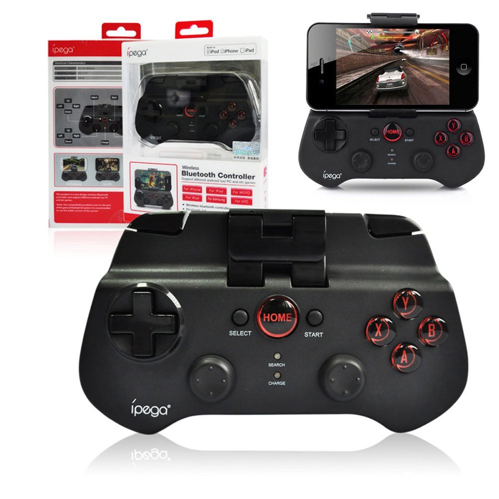 ipega pg 9017s wireless bluetooth gaming controller for. Black Bedroom Furniture Sets. Home Design Ideas
