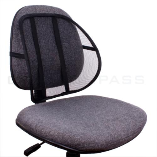 Back Lumber Brace Comfort Mesh Cushion Support Car Seat Office Chair Cushion