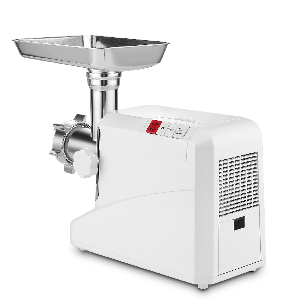 Meat Grinder Electric Industrial Home Sausage Maker + Cutting Blades Attachment