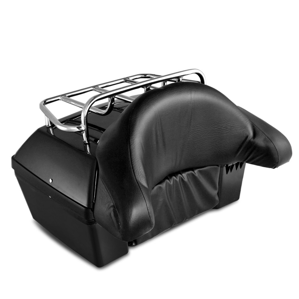 Trunk And Seat Back For Motorcycle Yamaha