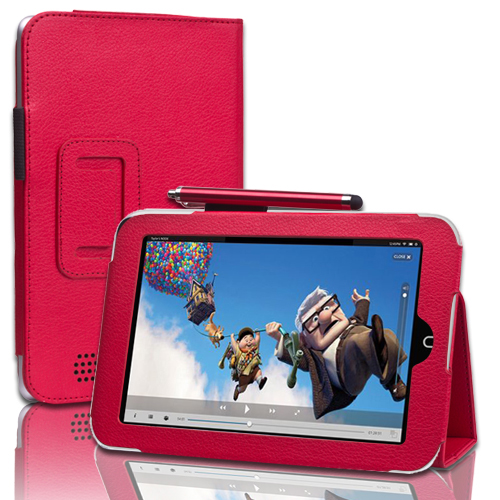 CE Compass Nook HD 7 Case - Slim Fit Folio Leather Smart Cover Stand For Barnes & Noble Nook HD ...