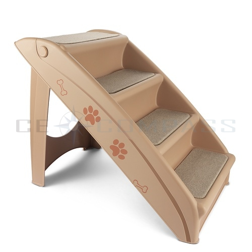Pet Ramp And Step Foldable For Large Dogs
