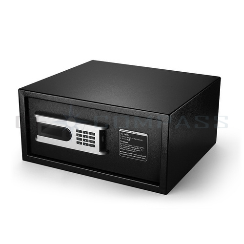 electronic safe box with key digital keypad combination lock security cabinet ebay. Black Bedroom Furniture Sets. Home Design Ideas