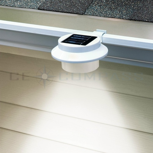 LED Solar Light Sun Power Utility Security Outdoor Garden