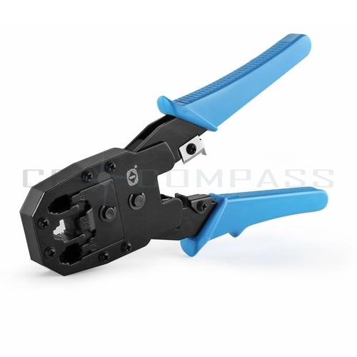 rj45 crimper cat5 cat5e ethernet network cable wire crimping cutter plier tool ebay. Black Bedroom Furniture Sets. Home Design Ideas