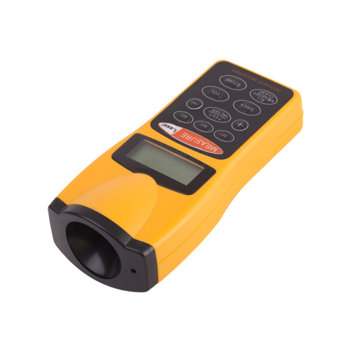 Digital Lcd Ultrasonic Tape Laser Point Distance Meter