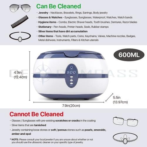 eyeglass cleaning machine