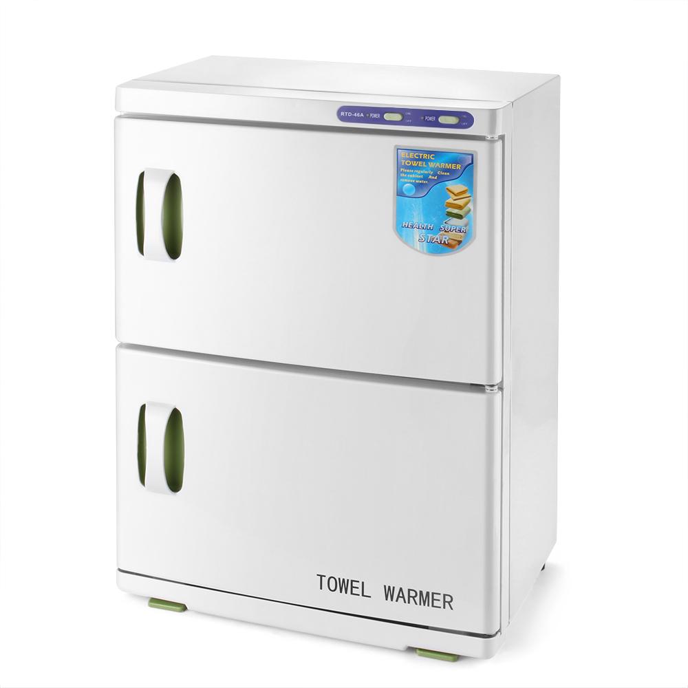CE Compass Hot Towel Warmer Uv Sterilizer Dual Cabinet 46...