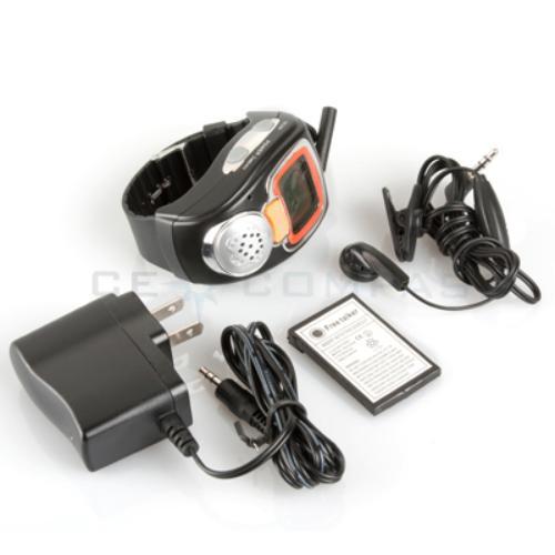 freetalker walkie talkie watch manual