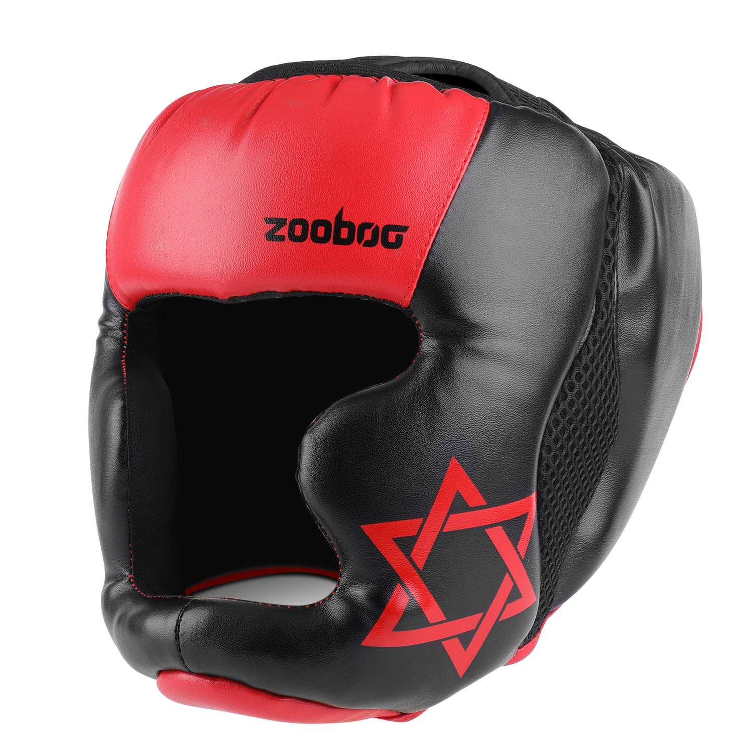 Synthetic Leather Mma Headgear Ufc Fighting Head Guard Sparrin Boxing Headgear
