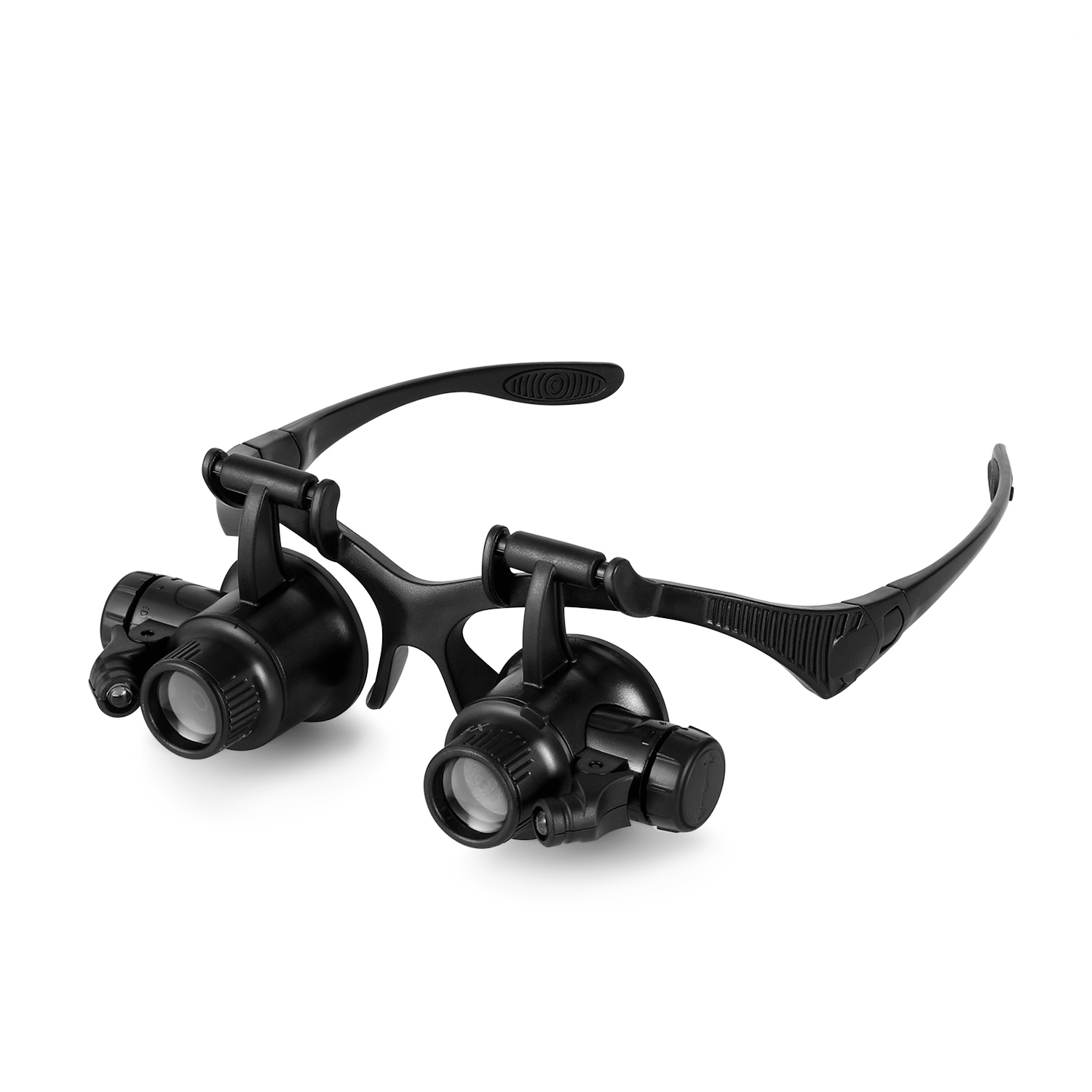 Head Mount Magnifier With Led Light Lightweight