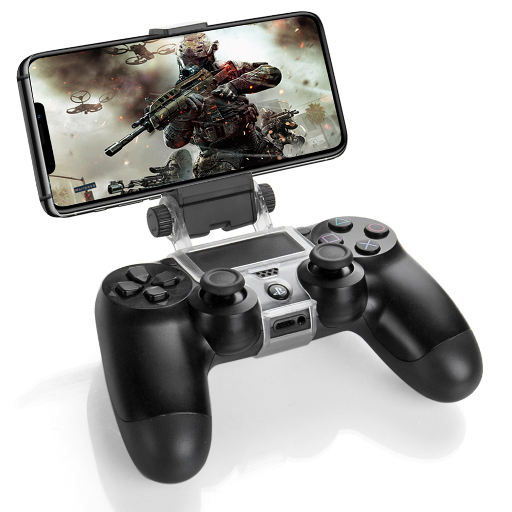 Ps4 Controller Phone Clip Holder Clamp Mount Bracket For Sony Playstation 4 Ps4 Ebay