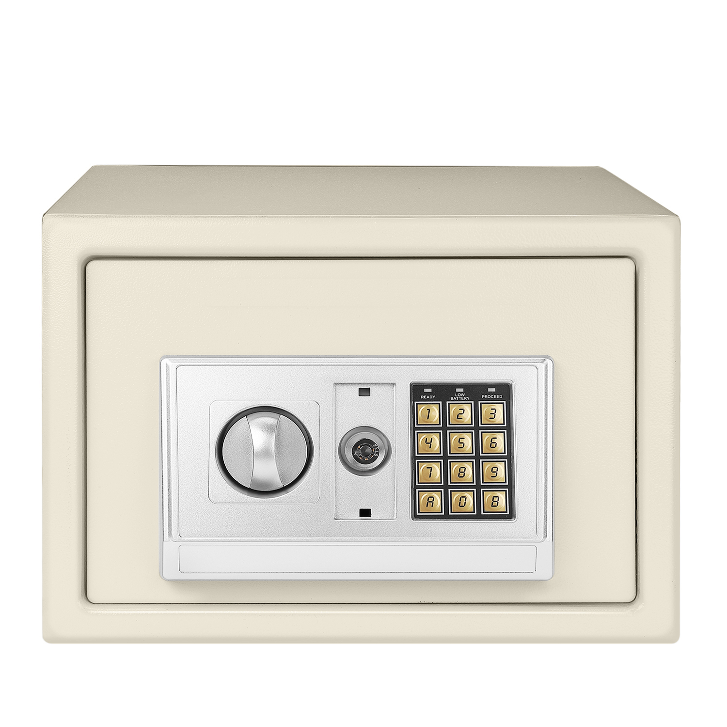 "Wall Mounted 14/"" Digital Money Jewelry Deposit Hotel Home Office Safe Lock Box"